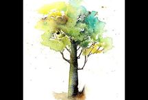 Watercolour Videos / Learn to paint in watercolour with UK artist Sheila Gill.