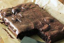 Clean Eating / Clean brownies!