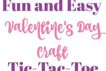 Valentine's Day Crafts and Printables