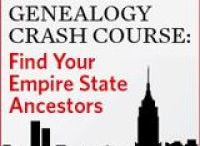 GENEALOGY...State specific