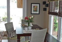 Dining Rooms / by Amanda Betts