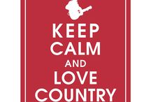Country Lovin'... / by Blake