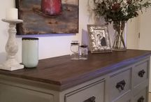 Upcycled Furniture by Fiona