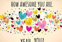 smile, you're awesome!