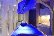 Zimowe inspiracje w kolorze niebieskim / Konkurs Hotelu Niebieski i Patart