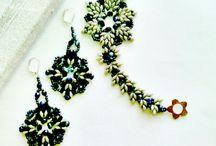 handmade beads / handmade beads