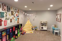 Boys play room