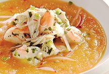 Fav Foodie + Recipes / by Kathy Backus