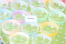 Party Ideas, Favours / Nifty Little Ideas To Enhance Your Parties