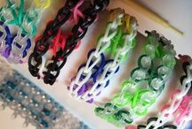 Rainbow loom / by Cheryl Valenzuela