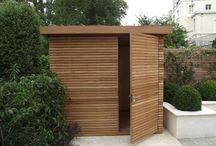 Utebod/garden house