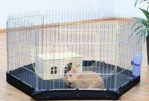 Tavşan/Guinea Pig Kafesler