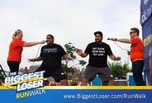 Biggest Loser Alums / The Biggest Loser Alums are always at our races! Here are some pic's you can share as well!