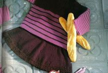 Tricot fille