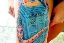Tattoos- Fandoms / by Victoria H.