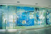 glass: digital printing