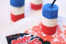 Holidays - Fourth of July / God Bless the USA / by Brieanna Sheahan-Wilson