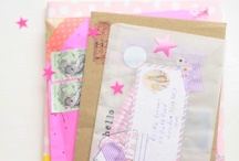 Mail / by Sarah Campbell