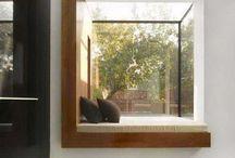 Fenstersitze