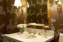 Bathrooms / by Susan Raisch