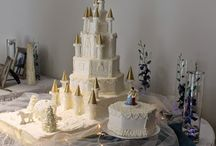 Cake Inspiration / Here are some fun wedding cakes we've come across at receptions all over Wisconsin!