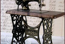 Grandma's Sewing Machine / by Shannon Reynolds
