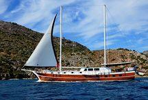 YASIN BEY / #gulet, #yacht, #bluevoyage, #yachtcharter, www.cnlyacht.com