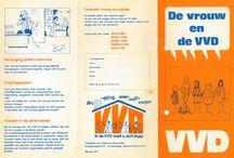 Door de jaren heen / Opgericht op 24 januari 1948, heeft de VVD een rijke historie. We nemen je graag mee voor een kijkje in ons verleden!