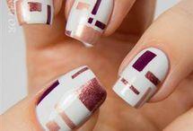 Nail ideas for Nikki / by Lori Smith
