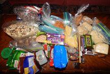backpacking food