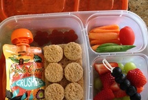 Lunchbox ideas!!
