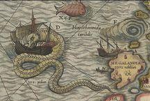Pirate maps