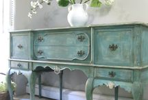 Painted furniture / by Linda Price