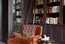 Kamer: Bibliotheek