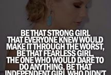 Taylor Swift motivation
