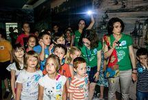 Romstal Eveniment Eco Copii / Copiii angajatilor Romstal au invatat sa reduca, reutilizeze, recicleze deseurile.