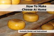 Cheese making ▶