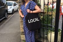 #StowLocal / the #Stowlocal bag out and about