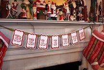 Holiday Printables / by Karen Soenen