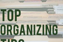 Sooooo Organized / by Kyle Copeland-Muse