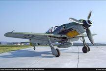WWII Aircraft / Air War WWII