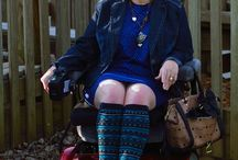 Wheelchair Fashionistas / Style and Fashion for people with disabilities who use wheelchairs, crutches, walkers or other assistive/adaptive hardware.