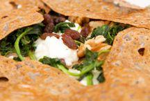 Nos Recettes Salées ! / Découvrez nos recettes de crêpes salées : de la recette best-seller de la « crêpe complète » à la recette inédite du « bol de crêpe aux Saint-Jacques », il y en a pour tous les goûts ! www.crepes.com