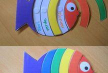 Actividad pez