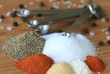 Make Your Own Seasonings! / by Cherrie Dean