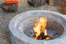 Fire pit / by Gloria Ancillotti-Shoff