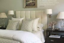 Bedrooms / by Caroline Garren Cook