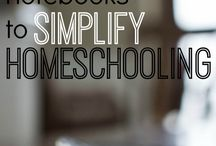 Homeschool / All things about home schooling