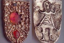biżuteria - Czechy - wczesne średniowiecze