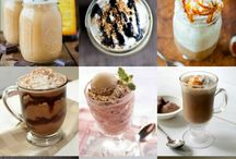 Lattes, frappes and more